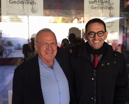 Mayor of the Mitte District of Berlin - Stephan von Dassel