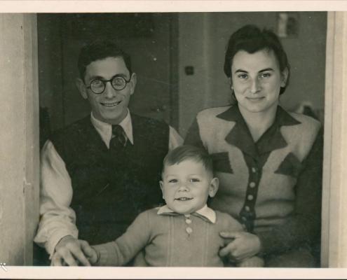 Karl, Benjamin, Hanni