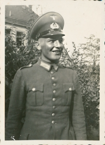 Classmate of Karl: Max Wolf (in Wehrmacht uniform)