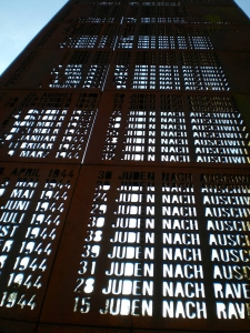 List of Deportations from Levetzowstrasse former synagogue